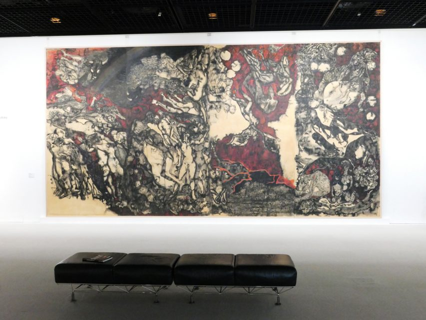 丸木位里・俊 ―《原爆の図》をよむ @ 広島市現代美術館