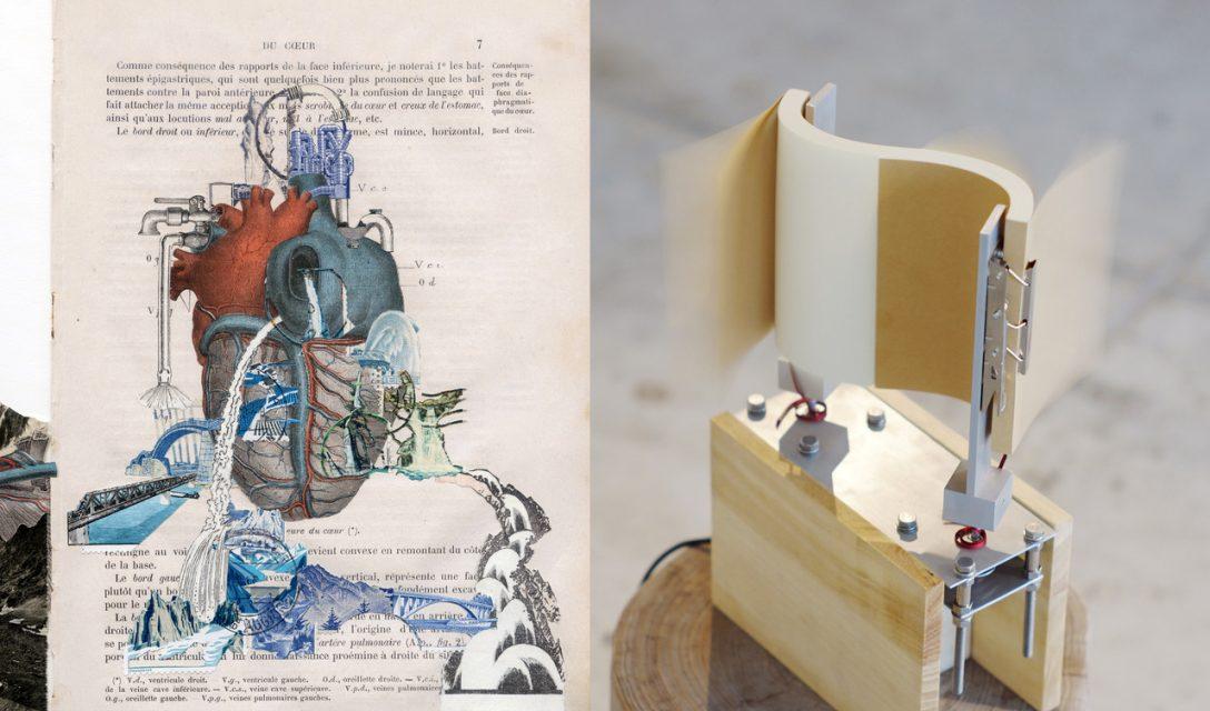 片岡純也+岩竹理恵 個展「二つの心臓の大きな川」