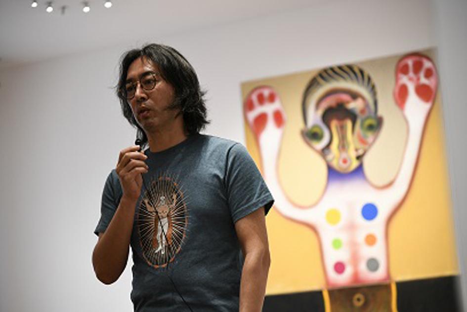 Meet the Artist: 加藤泉 11月16日[土]【原美術館】 – ART iT アートイット:日英バイリンガルの現代アート情報ポータルサイト