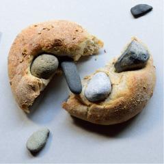 大久保あり 個展「パンに石を入れた17の理由」