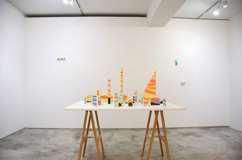 YUKO MURATA | small sky@ GALLERY SIDE 2